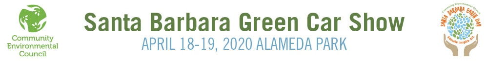 Santa Barbara Green Car Show